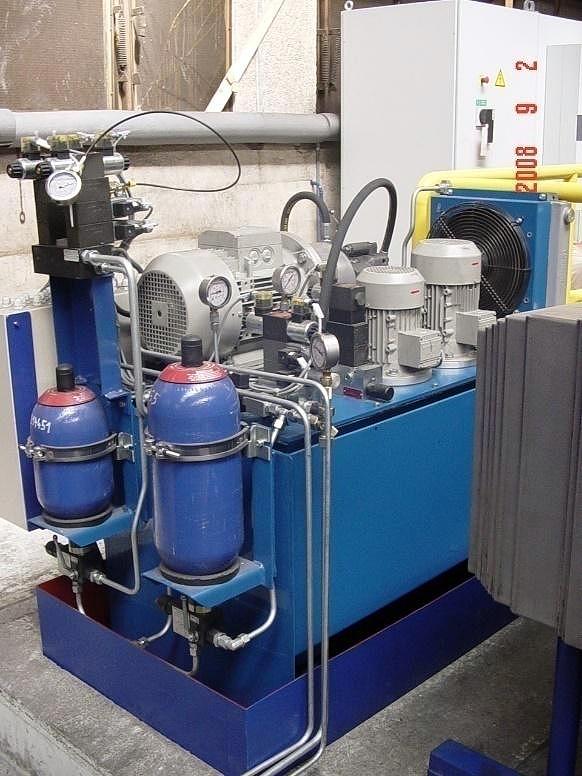 Zákaznické hydraulické agregáty